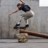 "Assemble creates ""skatable sculptures"" for Folkestone Triennial"