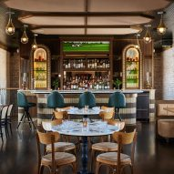 Wisconsin train station becomes The Harvey House restaurant by Home Studios