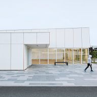 Lemoal Lemoal completes first public building in France to be made from hempcrete