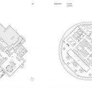 Plans of One Park Drive