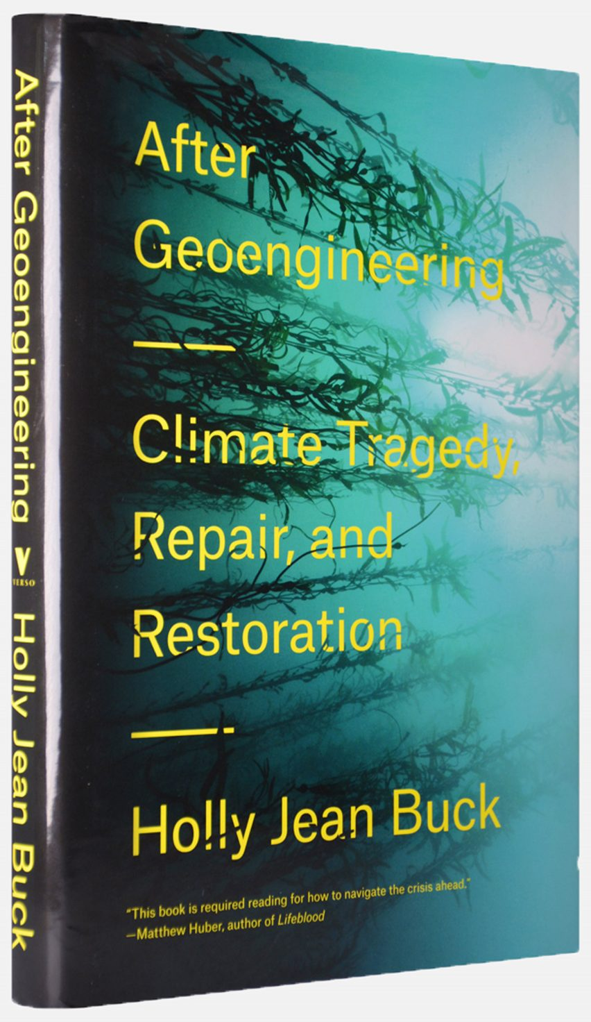 After Geoengineering Climate Tragedy, Repair, and Restoration