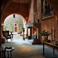 Bolza family turns 1,000-year-old Italian castle into Hotel Castello di Reschio