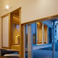 Inside House in Takaoka