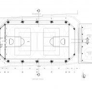 Floor plan of The Arc by Ibuku