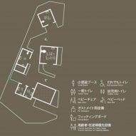 Kengo Kuma toilet plan