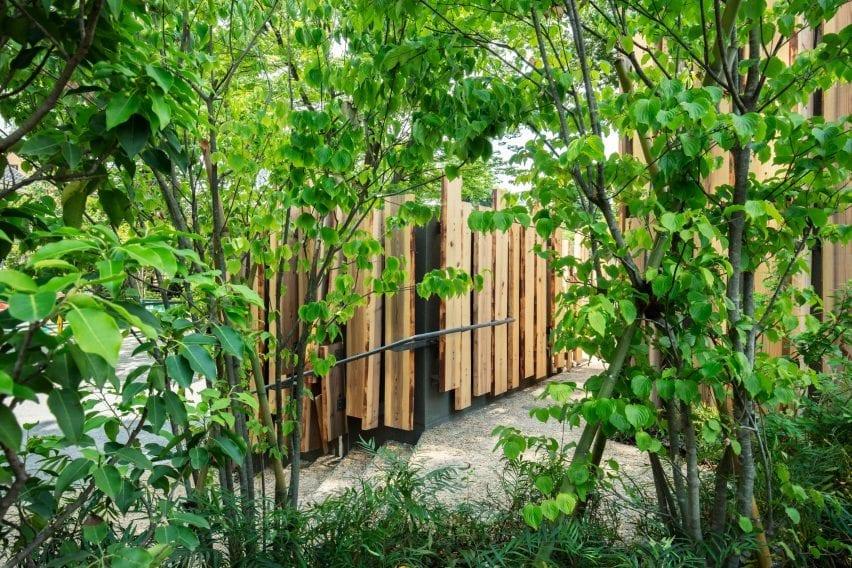 Nabeshima Shoto Park public toilet