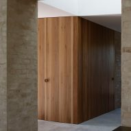 The interiors of Kyneton House by Edition Office