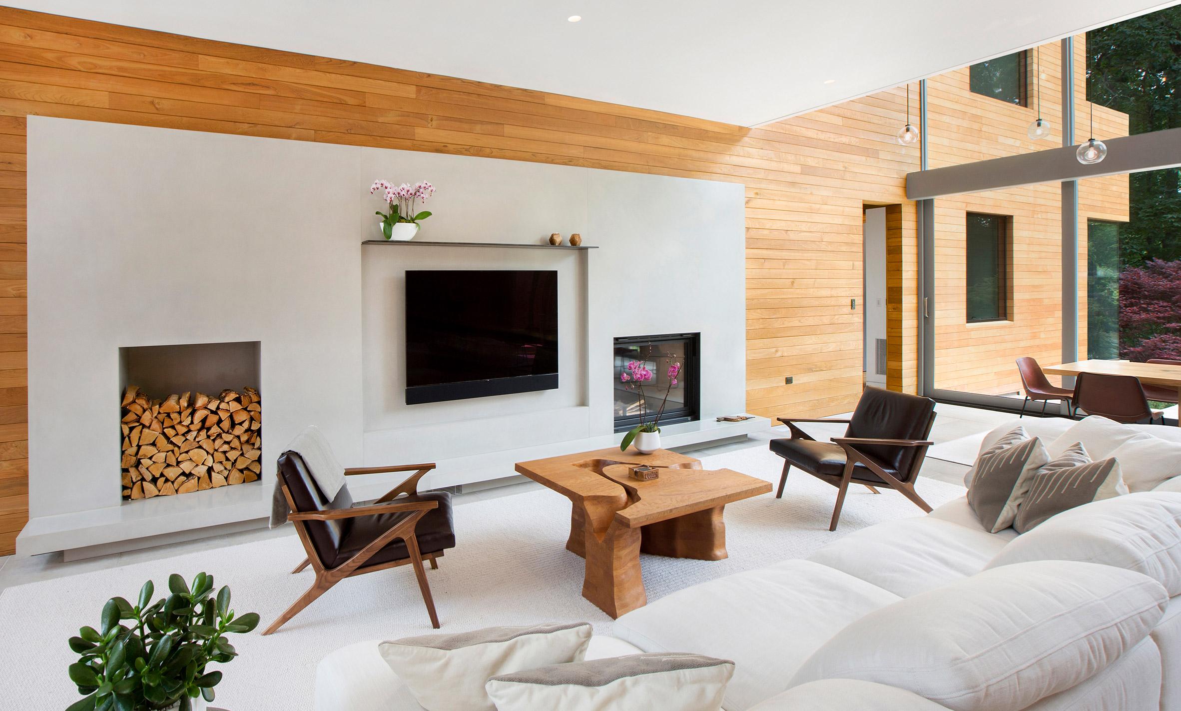 Living room Princeton NJ