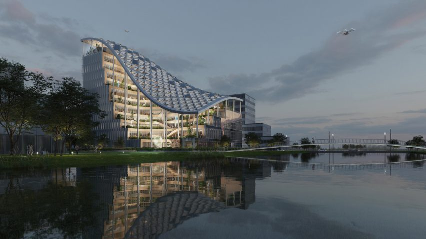 LAD headquarters in Shanghai