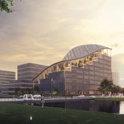 LAD headquarters Shanghai