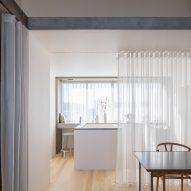 The interiors of Landscape House by FORM/Kouichi Kimura Architects