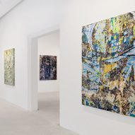 Exhibition by Mark Bradford at Hauser & Wirth Menorca by Laplace and Piet Oudolf