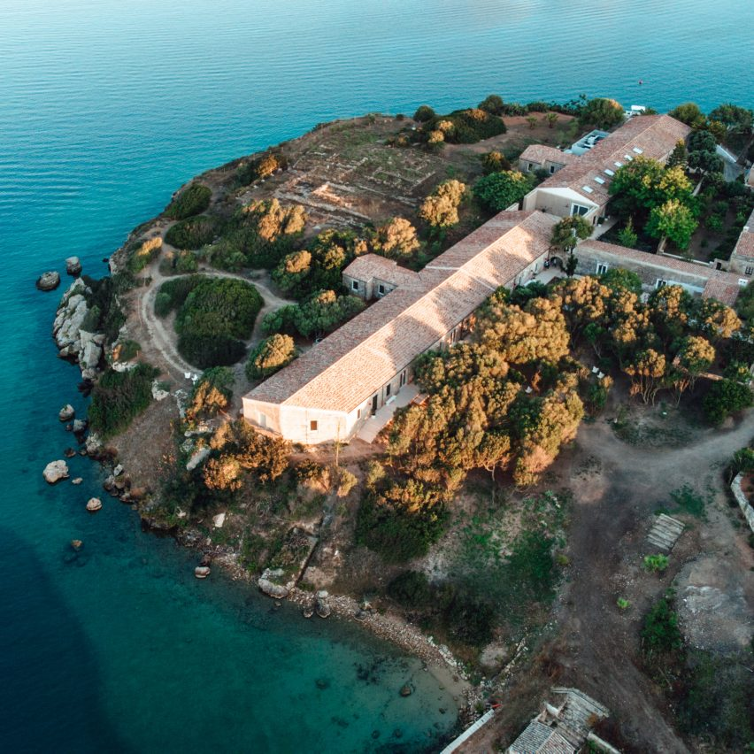 Hauser & Wirth Menorca is located on a small island