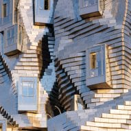 This week we interviewed Frank Gehry about his Luma Arles tower