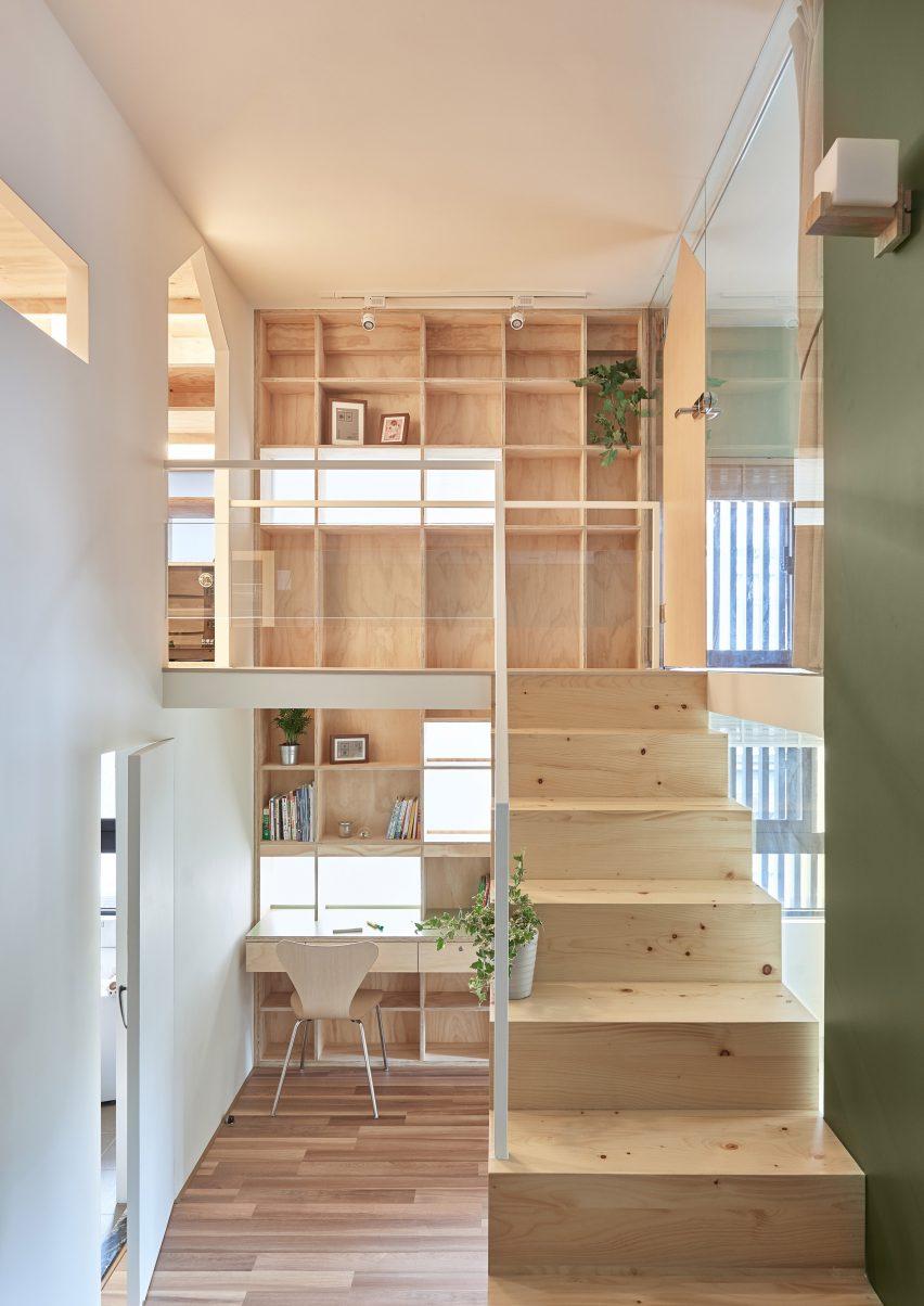Apartamento design Hao em taiwan