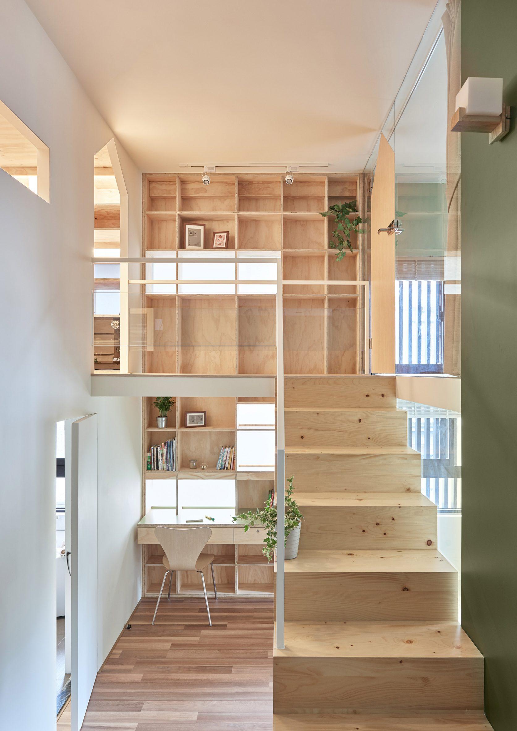 Hao design taiwan apartment