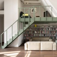 Ten mezzanines that provide homes with additional floorspace