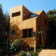 Monon Guesthouse by Jerome Byron offers creative escape in LA garden