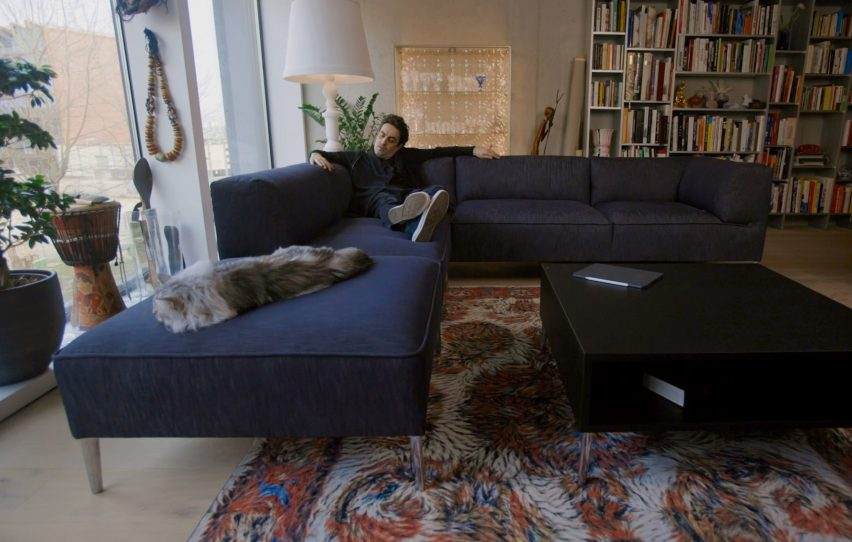 Sofa So Good by Marcel Wanders Studio for Moooi