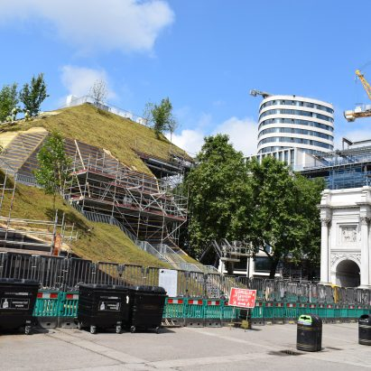 Marble Arch Hill viewpoint by MVRDV