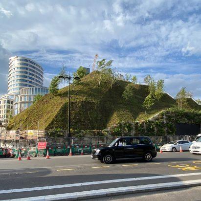 Marble Arch Mound by MVRDV