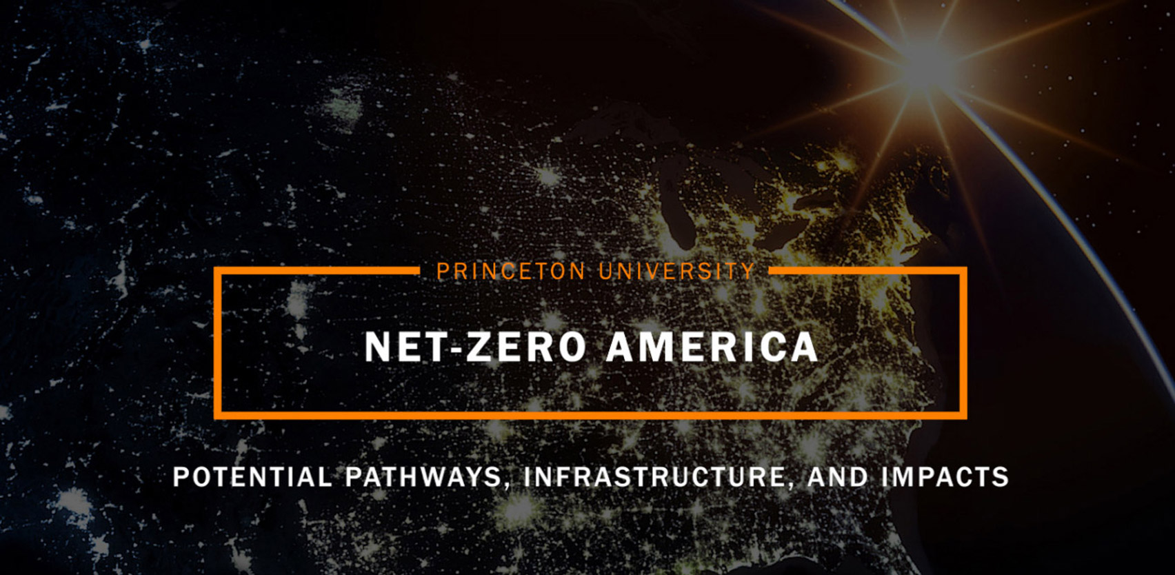 Net-zero America