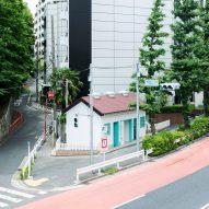 House-shaped public toilet in Tokyo by Nigo