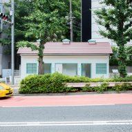 "Nigo creates ""friendly"" house-shaped public toilet in Tokyo"