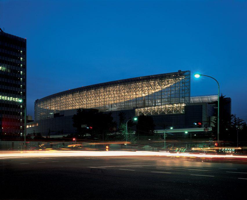 Токийский международный форум архитекторов Рафаэля Виньоли
