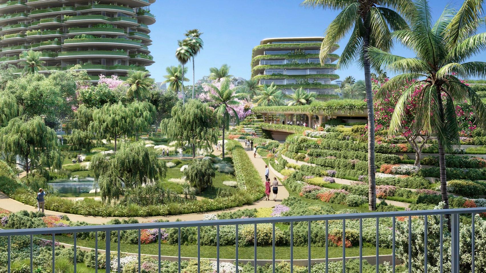 Foster + Partners gets green light for One Beverly Hills development