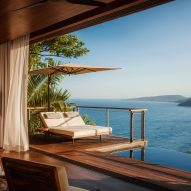 Tropical treehouses and clifftop villas form Mexico's One&Only Mandarina hotel