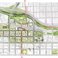 Plans for Park Union Bridge