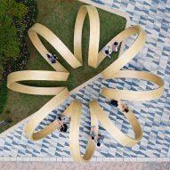 Paul Cocksedge's Time Loop represents ongoing transformation of Hong Kong neighbourhood