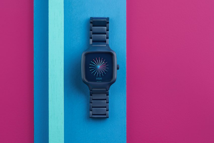 Over the Abyss watch by Rado
