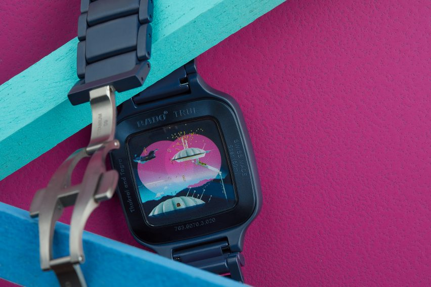 Over the Abyss watch by Thukral and Tagra for Rado