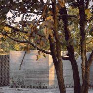 Concrete has a textural quality
