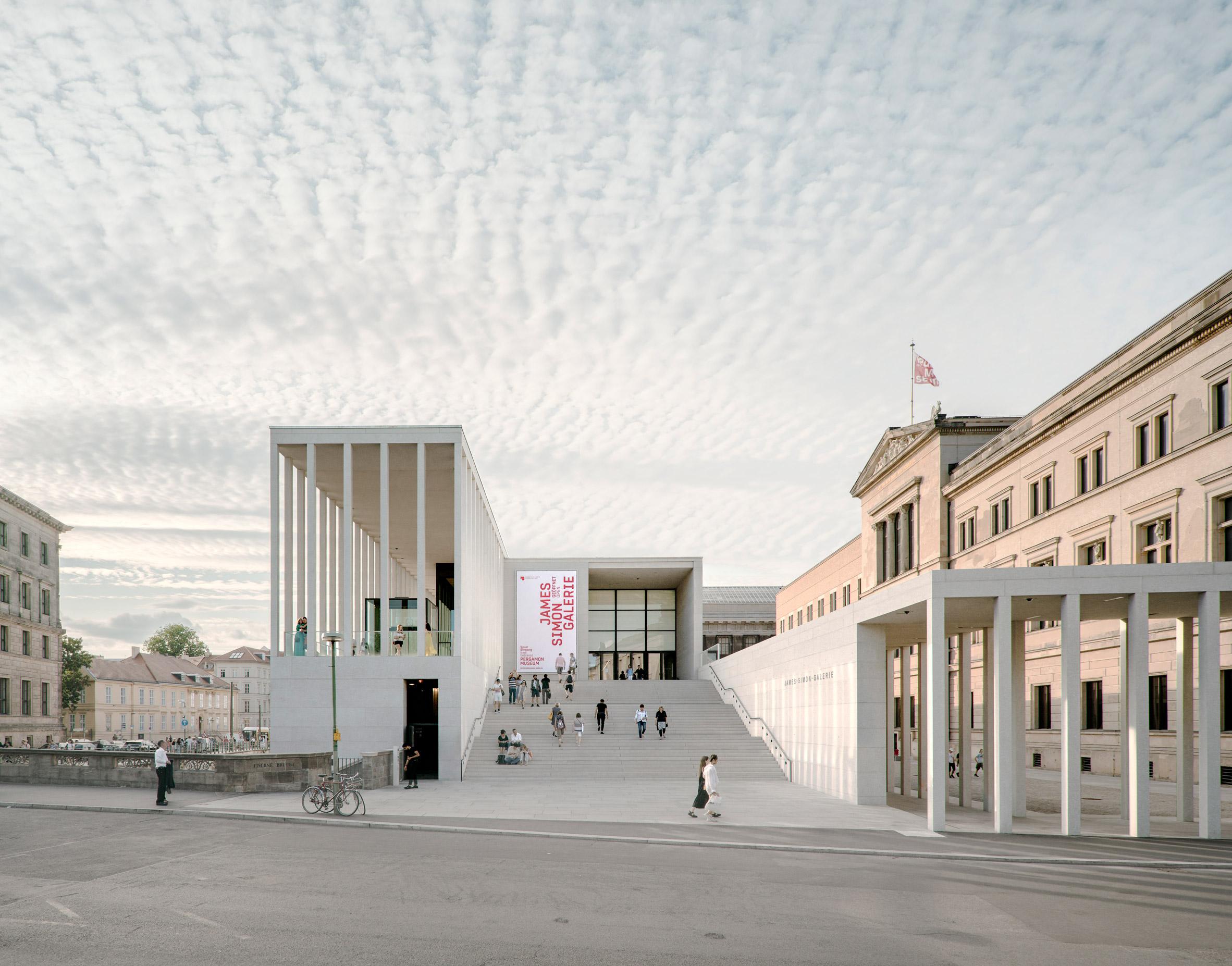 James Simon Galerie, Berlin