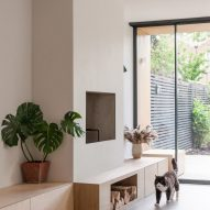 The interiors of Rushmore House by Yellow Cloud Studio
