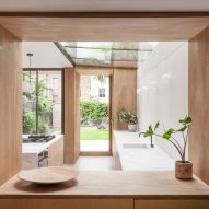 Yellow Cloud Studio completes kitchen refurbishment for hosting at-home supper clubs