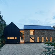 The exterior of Samarkand by Napier Clarke Architects