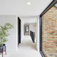 The white interiors of Samarkand by Napier Clarke Architects
