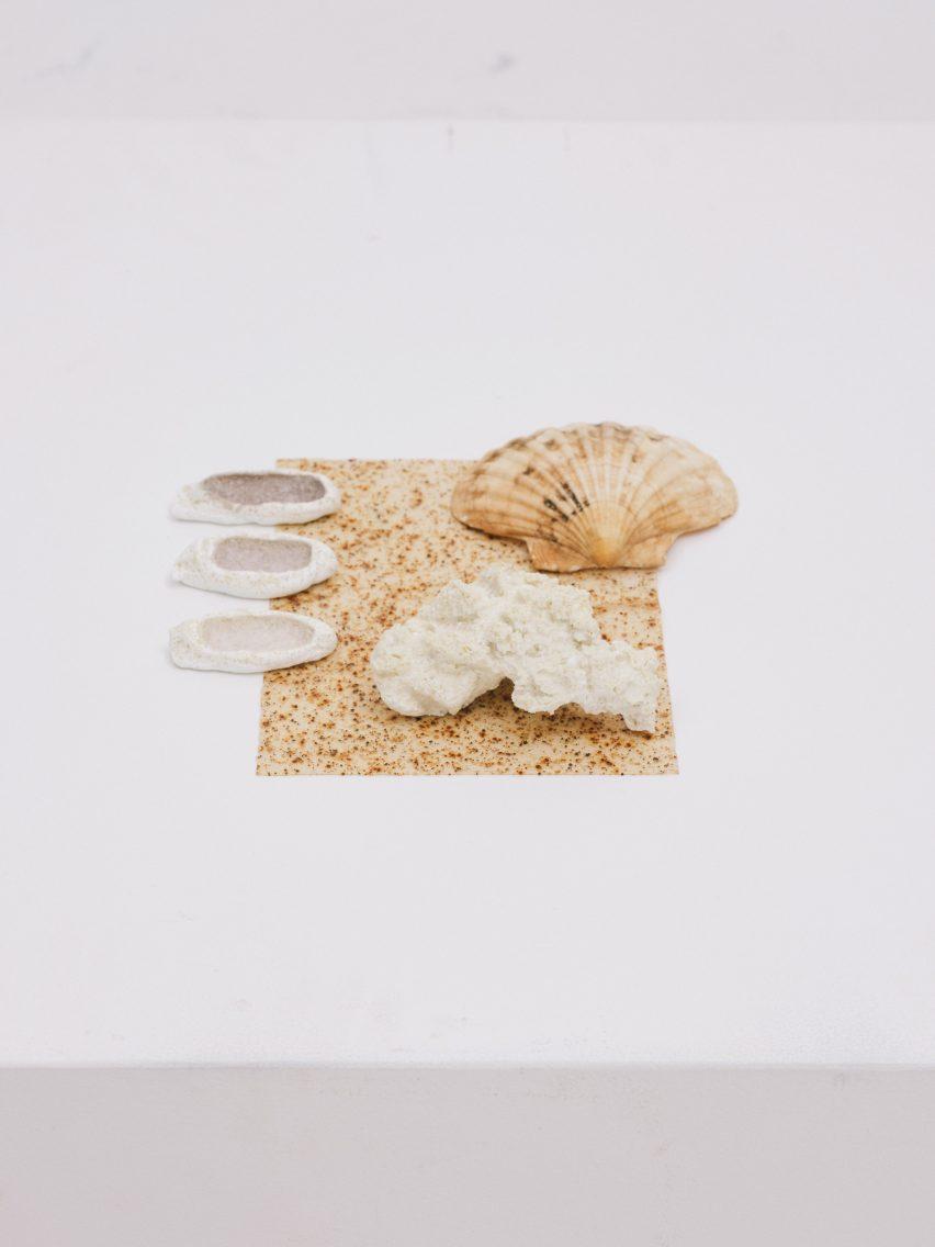 Seaweed tablemat