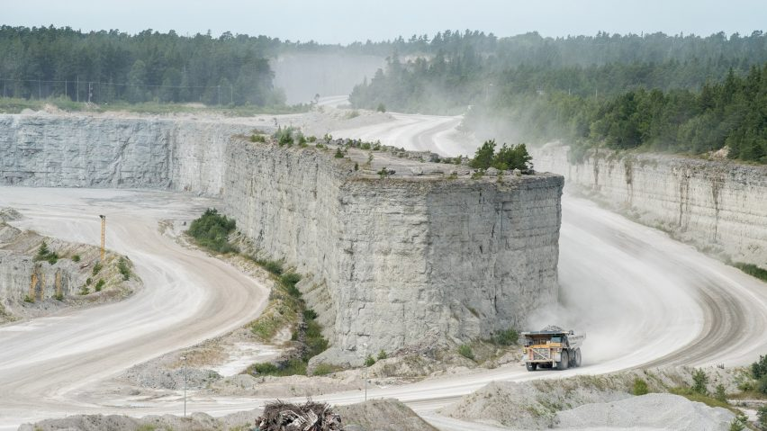 Cement plant in Sweden to close