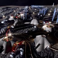 Moon Village by SOM
