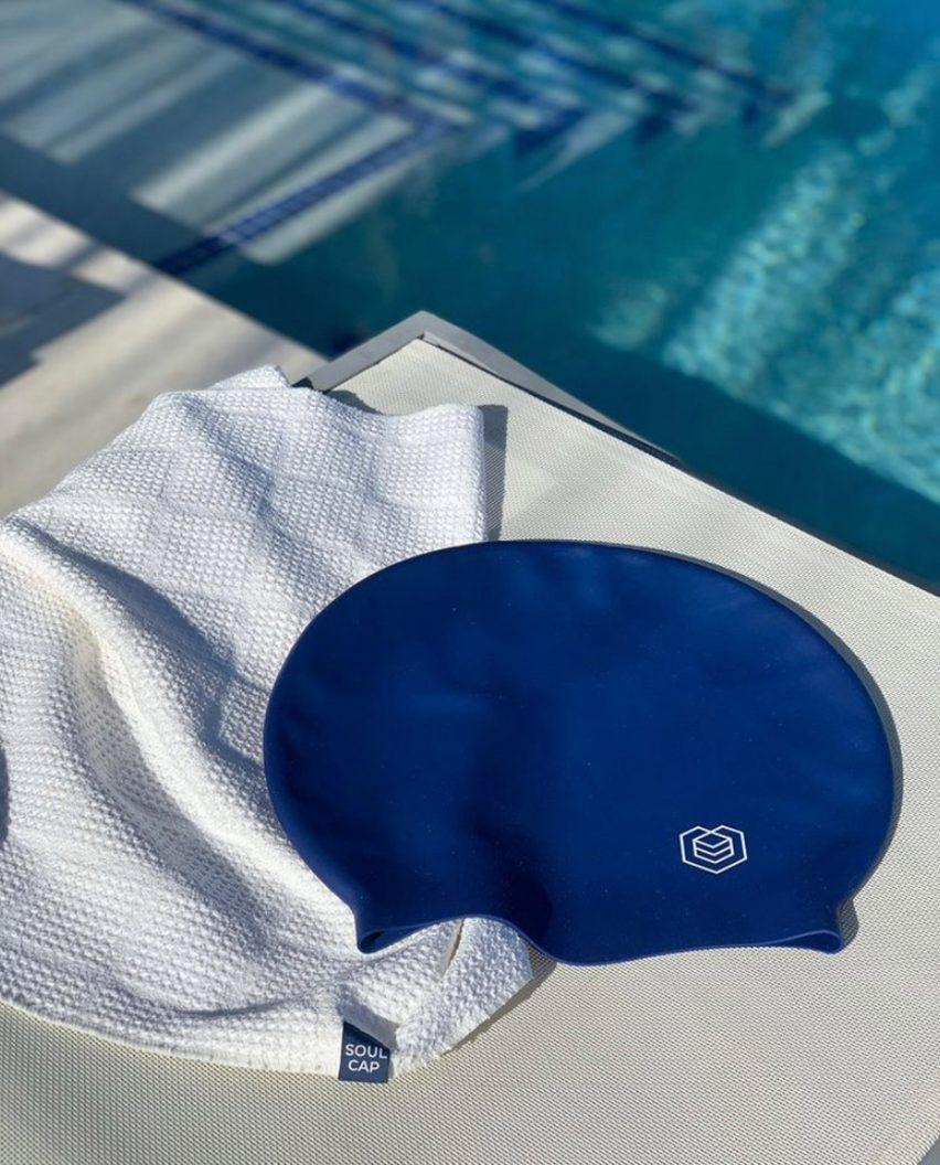soul cap swimming cap