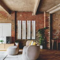 St John Street warehouse apartment by Emil Eve Architects