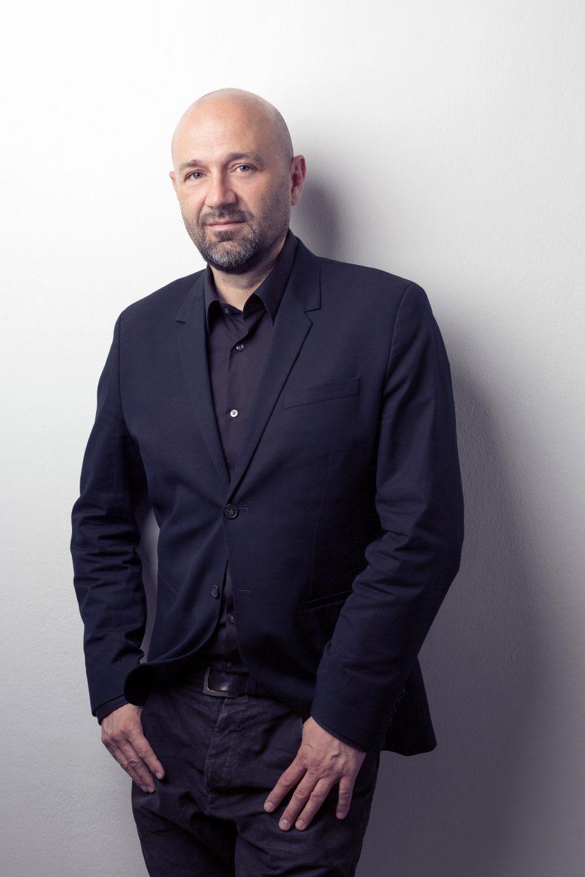 Jürgen Mayer H. Photo: Tom Wager