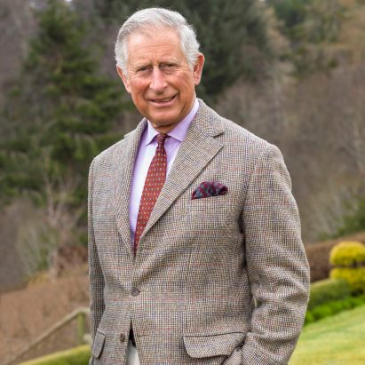 his royal highness the prince of wales headshot