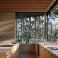 Kitchen, The Rock house in Whistler by Gort Scott