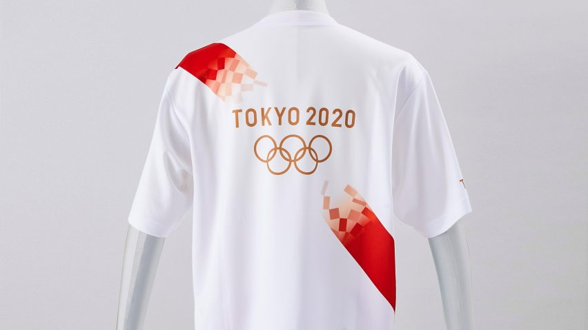 Olympic flame torchbearer T-shirts and T-shirt